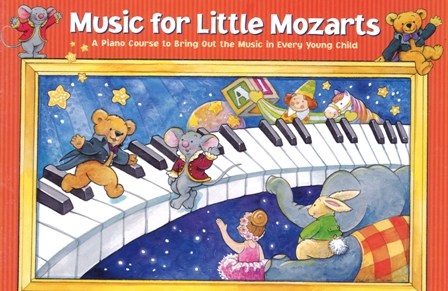 Website Little Mozart 4