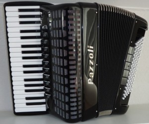 Website accordeon