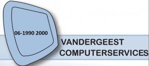 vandergeest computer banner