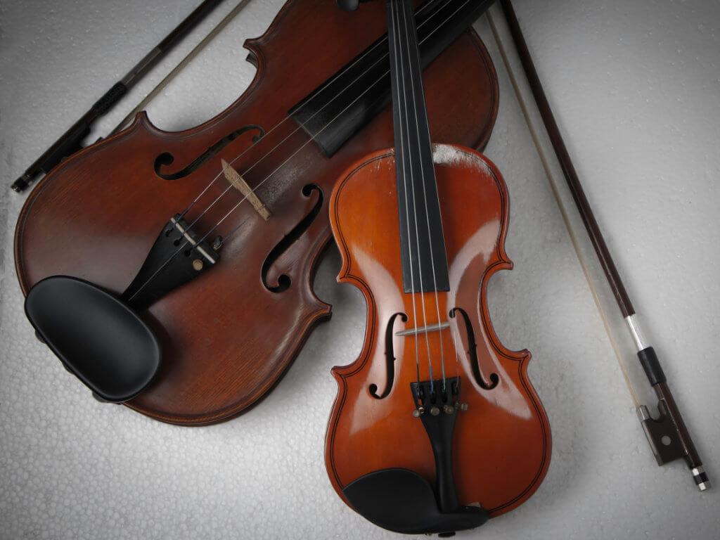 viool en altviool leren spelen