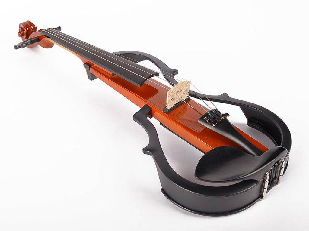 Elektrische viool leren spelen