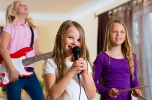 Koren en zang